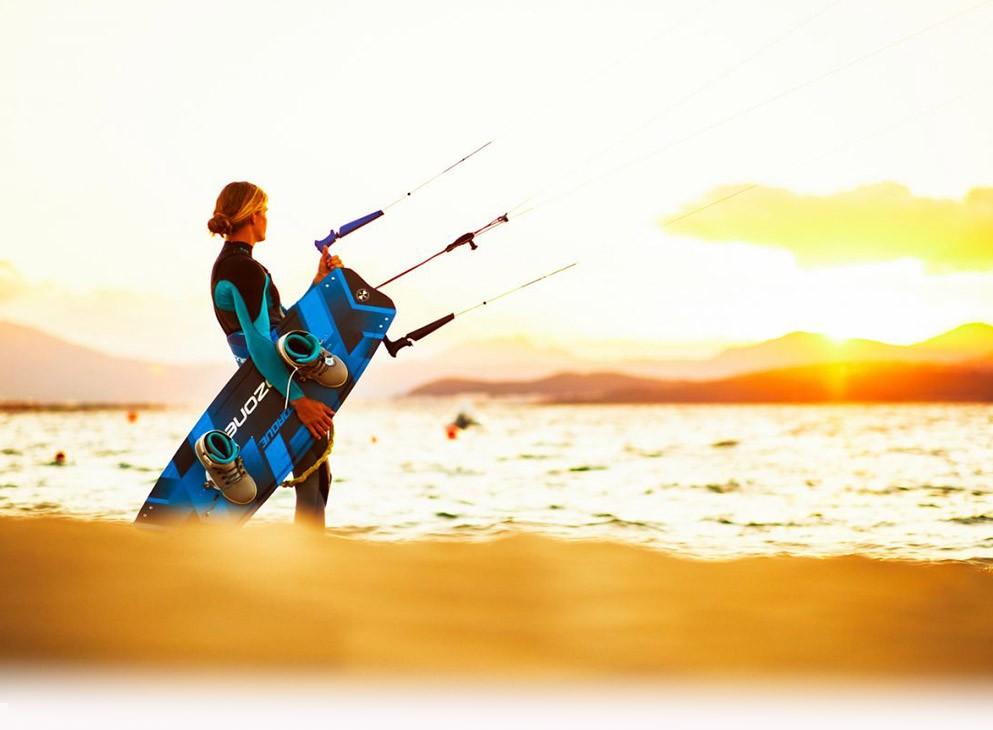 Cursos de kite para todos los niveles